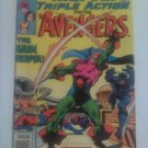 Marvel Triple Action #44 The Grim Reaper! The Man who Killed the Avengers!