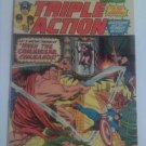 Marvel Triple Action #12 Lo! A Nation Trembles when The Commissar Commands!