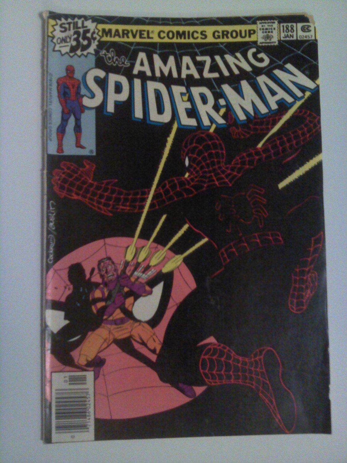 Marvel Tales #106 Starring Spider-Man and The Punisher - YouTube