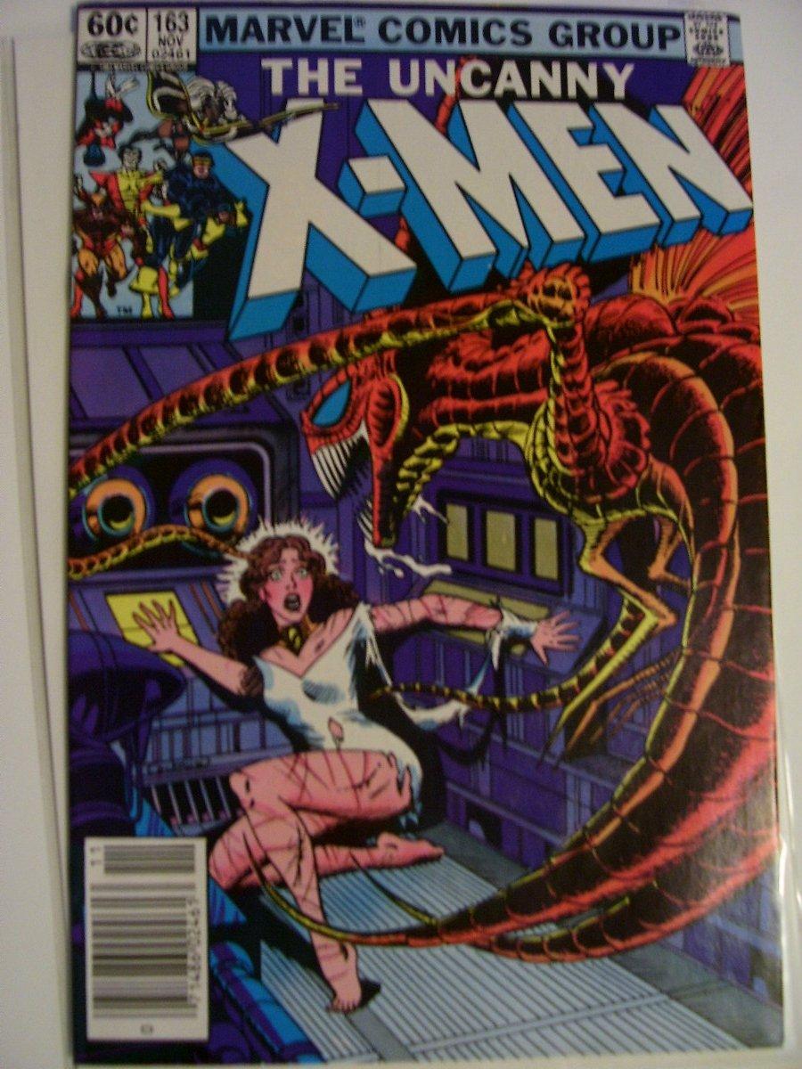 Uncanny X-men #163