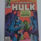 Inc. Hulk #89,Marvel Super Heroes #89 Add them all Together they Spell Death