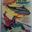 1976 Spider-man minicomic, Marvel Tales 77 Repr.Drug topics not approved by CCA