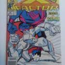 X-factor #49 Judgement War pt.6 Archangel Vs. Iceman to the Death?