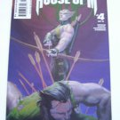 House of M #4 Alternate reality Wolverine must figure out Friend/Foe and cause