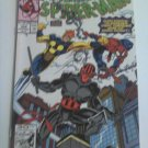Amazing Spiderman #354 by mark bagley New warriors