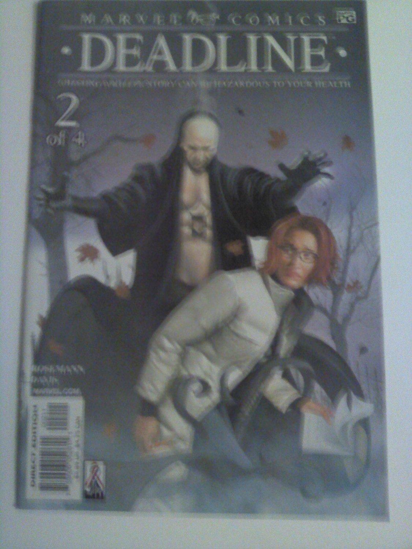Marvel Comics Deadline #2