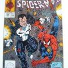 Amazing Spiderman #330 Punisher by Eric Larsen
