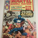 Marvel Double Feature #10 by Stan Lee/Jack Kirby The Secret!