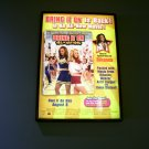 Bring it on All or Nothing Hayden Panettiere/Knowles/Rhianna Poster 4ftby5ft9in.