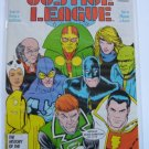 Justice League#1,#3 International #10 1stf Green Lantern Gnort#24 1st JLEurope
