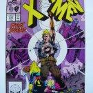 Uncanny X-men #270 X-tinction Agenda pt1 Jim Lee