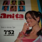 Anita No Te Rajes TV Novela Poster 4 ft by 5 ft 9 inches