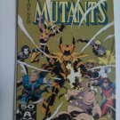 New Mutants annual #7 Kings of Pain pt.1