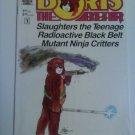 Boris The Bear #1Slaughtes the teenageradioactiveblack beltmutantsninjacritters