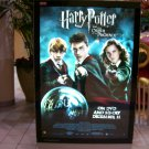 Harry Potter and the Order of the Phoenix Original DVD Poster Approx. 48 X 69