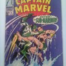 Captain Marvel #4 vs Submariner #34 1st Nitro #48,#49,MsMarvel #3,#4