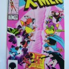 Uncanny X-men #208 Retribution
