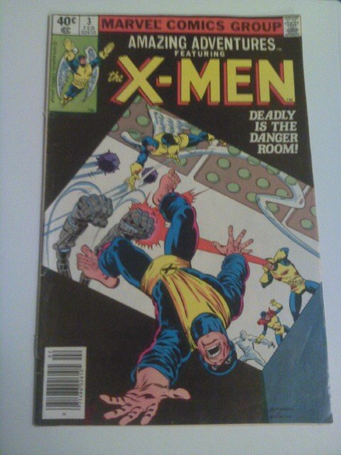 Amazing Adventures X-men #3 Reprint by Stan Lee/ Jack Kirby,Uncanny Origins #6