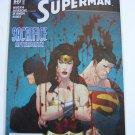 Adventures of Superman #643 Sacrifice Aftermath