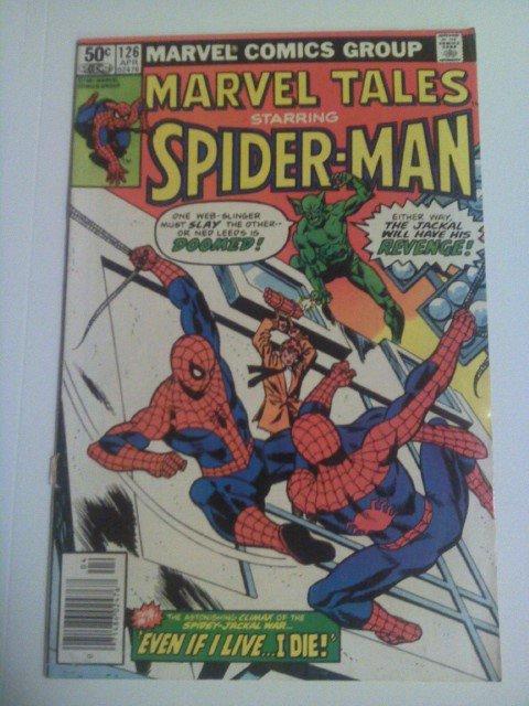Marvel Tales Spider-Man #126 Backup Inhuman's Triton by Legendary Lee/Kirby