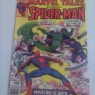 Marvel Tales Spider-Man #118.#119 Misterio is back and this time He's not alone