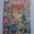 Infinity Gauntlet #2,Iinfnity War #1