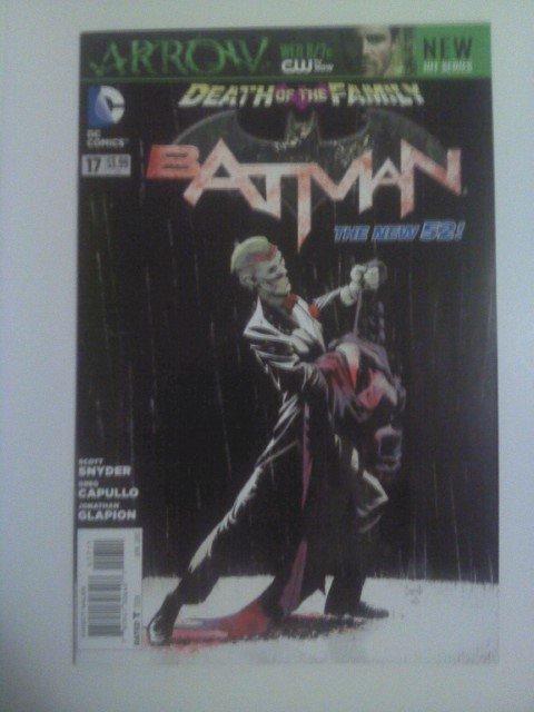 Batman Vol 2 #17 The New 52 Batman #436