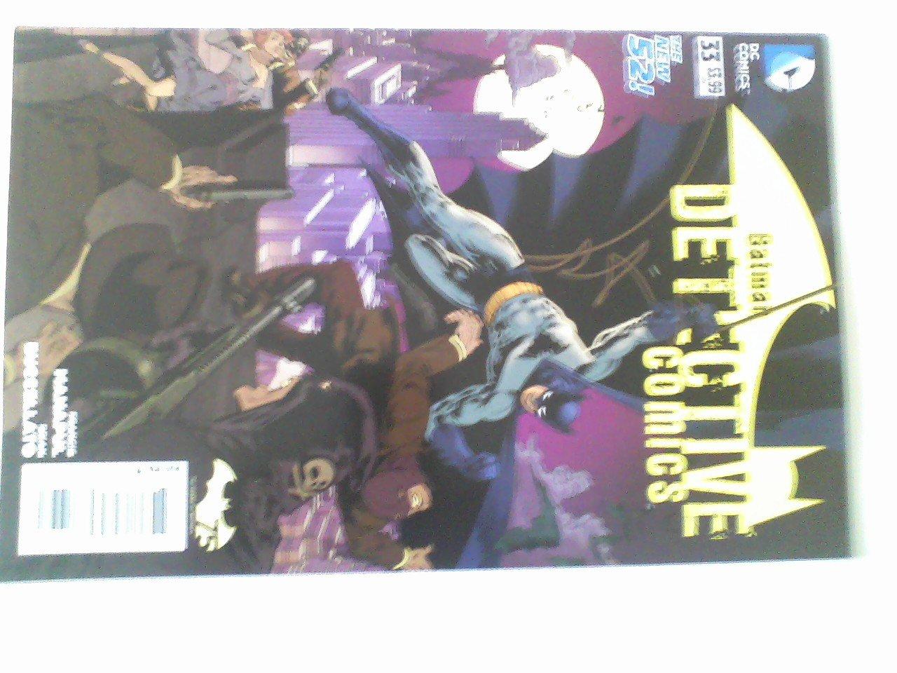 Detective Comics Vol 2 #33  Variant Jim Steranko Batman 75th Anniversary Cover