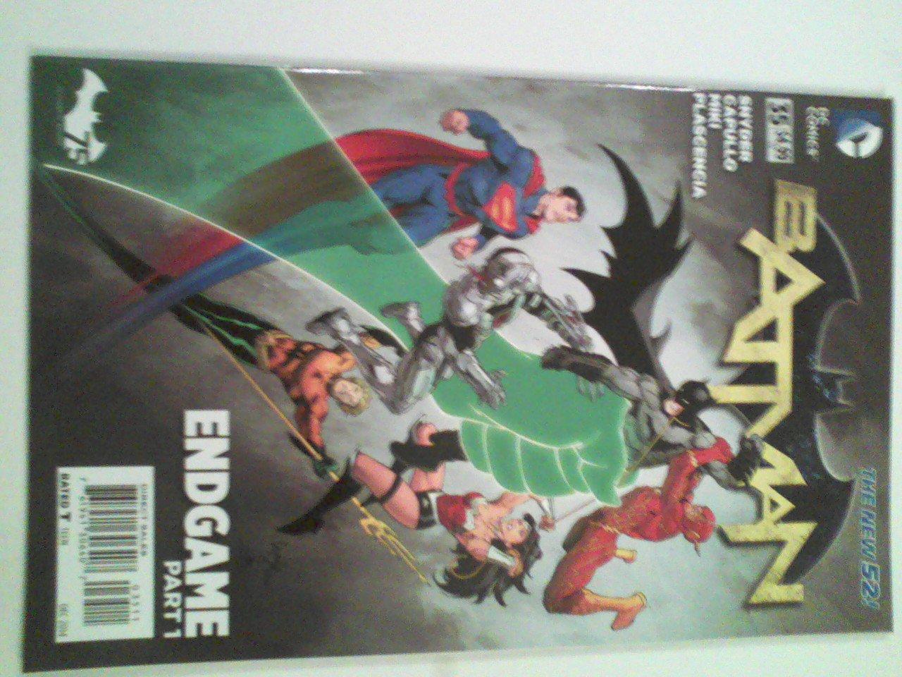 Batman #35, Batman shadow of the Bat #0