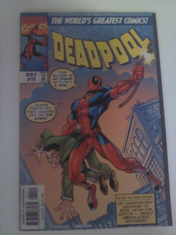 deadpool #11.X-force #1x-force card ,7,8 1st Domino,, 9,10,11 Domino Vs Deadpool