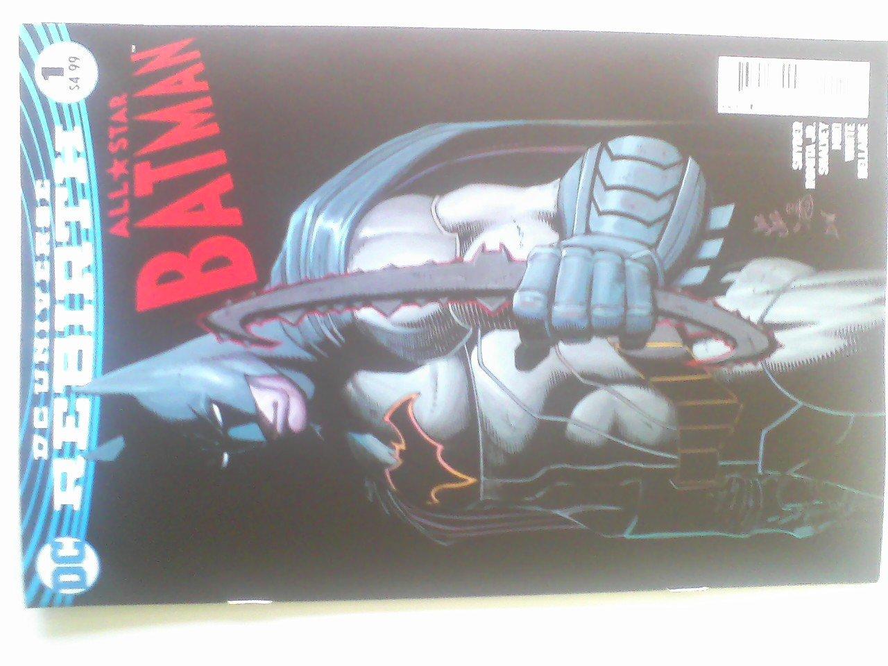 All-Star Batman #1 Rebirth