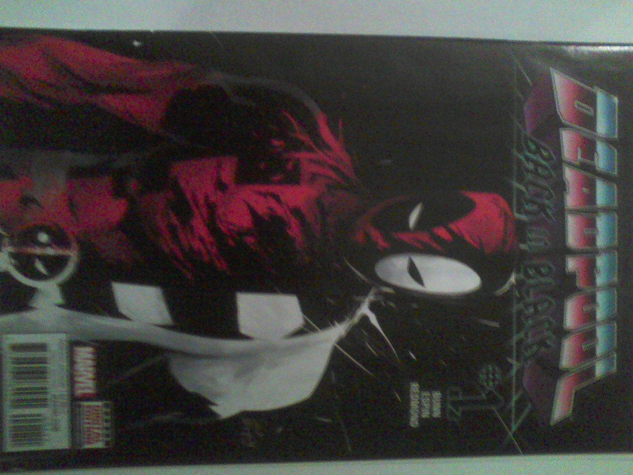 deadpool back in black #1 regular cover