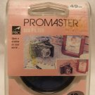 NEW! PROMASTER 49mm 80A FILTER - ***FREE SHIPPING!*** Brand New Sealed Package!
