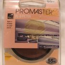 NEW! PROMASTER 55mm FL-D FILTER - ***FREE SHIPPING!*** Brand New Sealed Package!