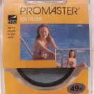 NEW! PROMASTER 49mm 82A FILTER - ***FREE SHIPPING!*** Brand New Sealed Package!