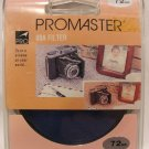 NEW! PROMASTER 72mm 80A FILTER - ***FREE SHIPPING!*** Brand New Sealed Package!