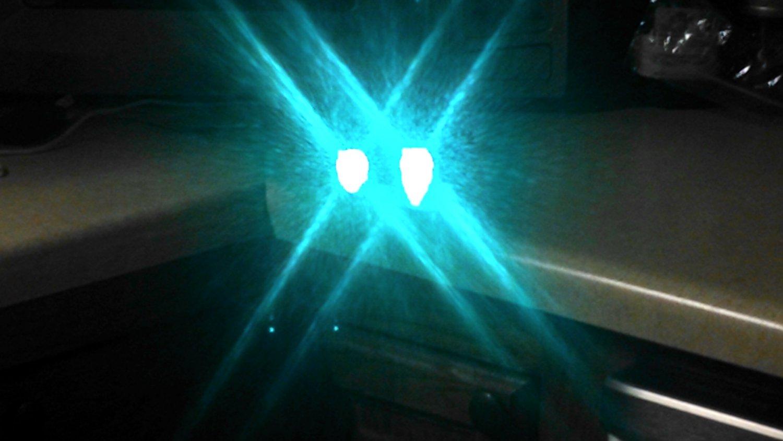 NEW! CYAN LEDs Spooky Halloween LED eyes!