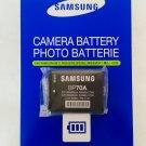 Genuine 740mha Samsung BP70A Original Battery ST150F ST700 ST6500 TL105 TL110