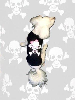 Skull Graphic Tee (Girl)