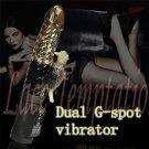Sex Toy- Rotation Dual Vibrator