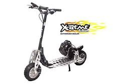 XG-575-DS 2 SPEED Highest Performance Gas Scooter Signature Series