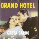 GRAND HOTEL Greta Garbo, John Barrymore, Joan Crawford R2 PAL