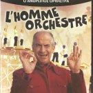L'HOMME ORCHESTRE Louis de Funes, Franco Fabrizi R0 PAL only French
