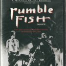 RUMBLE FISH Matt Dillon, Mickey Rourke,Diane Lane,Spano R2 PAL