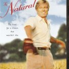 THE NATURAL Robert Redford, Robert Duvall, Kim Basinger R2 PAL