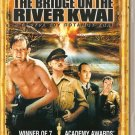 THE BRIDGE ON THE RIVER KWAI WILLIAM HOLDEN, GUINNESS R2 PAL