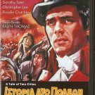 A TALE OF TWO CITIES DIRK BOGARDE, DOROTHY TUTIN,PARKER R2 PAL