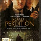 ROAD TO PERDITION Tom Hanks,Paul Newman,Jude Law R2 PAL R2 PAL