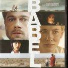BABEL Brad Pitt, Cate Blanchett, Gael Garcia Bernal  R2 R2 PAL