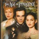 THE AGE OF INNOCENCE DANIEL DAY-LEWIS,MICHELLE PFEIFFER R2 PAL